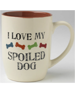 Petrageous 24oz. Spoiled Dog Mug