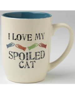 Petrageous 24oz. Spoiled Cat Mug