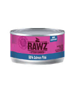 3oz Rawz 96% Salmon Cat Can