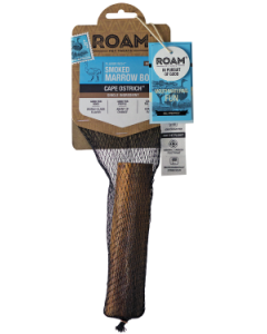 Roam Pet Treats Large Smoked Ostrich Marrow Bone