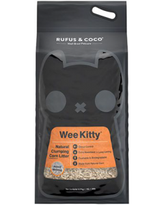 20# Rufus & Coco Wee Kitty Cat Litter