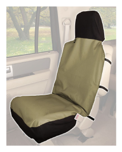 Solvit Waterproof Bucket Seat Cover Tan