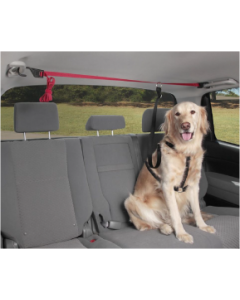 Solvit Pupzip Vehicle Dog Zipline