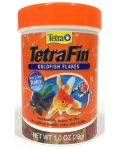 1oz. TetraFin Goldfish Flakes