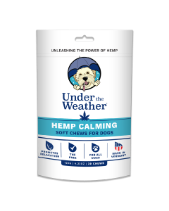 30 Count Under the Weather Hemp Calming Chews