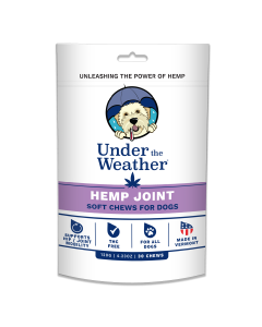 30 Count Under the Weather Hemp Joint Chews