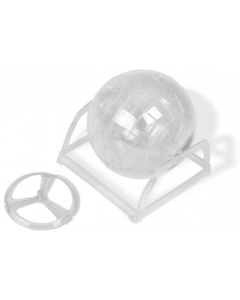 Vanness Hamster Ball with Stand