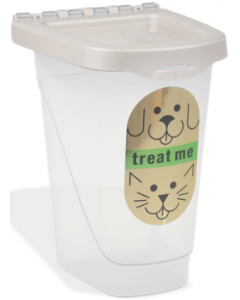 Vanness 2# Pet Food Container