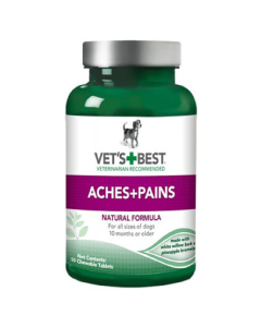 Vet's Best 50 tab Aches & Pains for Dog