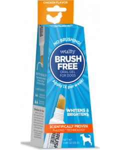 Vetality Brush-Free Oral Gel for Dogs