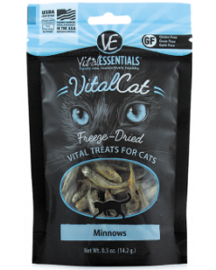 Vital Essentials Minnows Cat Treat .5oz