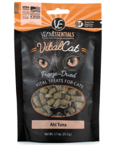 Vital Essentials Ahi Tuna Cat Treat 1oz