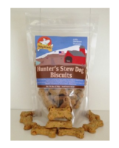 Wagatha's Hunter's Stew Dog Biscuits Dog Treat 8oz