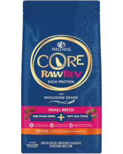 10# Wellness CORE RawRev Wholesome Grains Small Breed Original Recipe