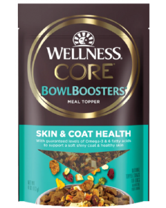 Wellness Core Bowl Booster Skin & Coat Health 4oz