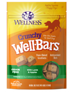 Wellbar Lamb Apple Tart Dog Treat 20oz