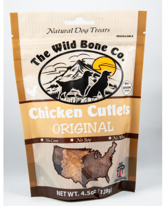 The Wild Bone Co Cutlet Chicken 4.5oz