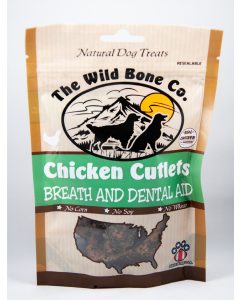 The Wild Bone Co Cutlet Breath & Dental 4.5oz