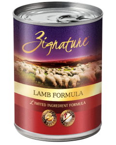 Zignature Lamb Dog Food Canned 13oz