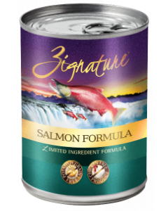 Zignature Salmon Dog Food Canned 13oz