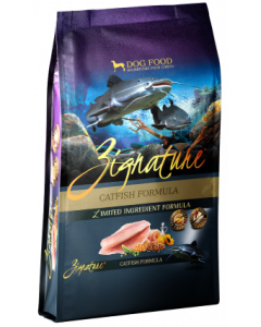 Zignature Catfish Dog Food Dry 13.5lb