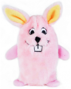 Zippy Paws Bunny Easter Dog Toy