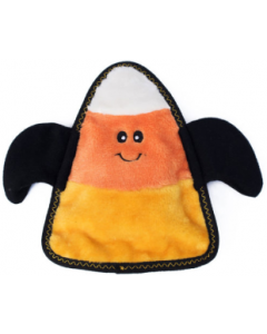 Zippy Paws Z-Stitch Candy Corn Bat