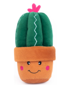 Zippy Paws Carmen The Cactus Dog Toy